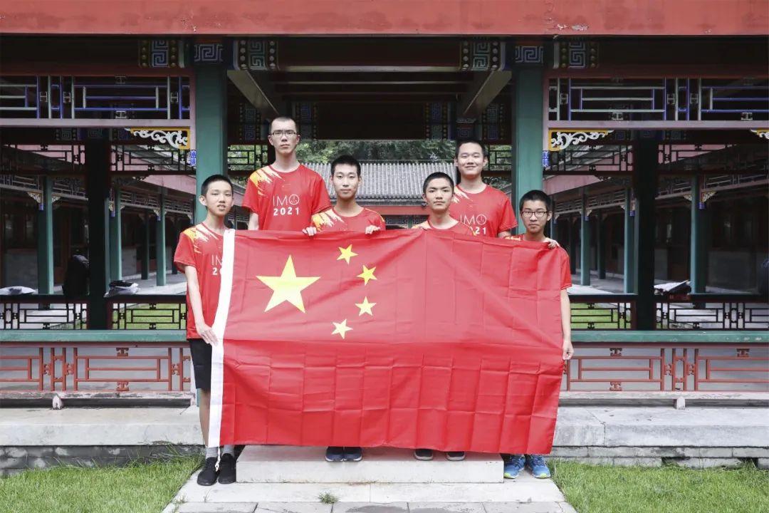 上海男生满分摘得奥数金牌 高二即获清华录取资格