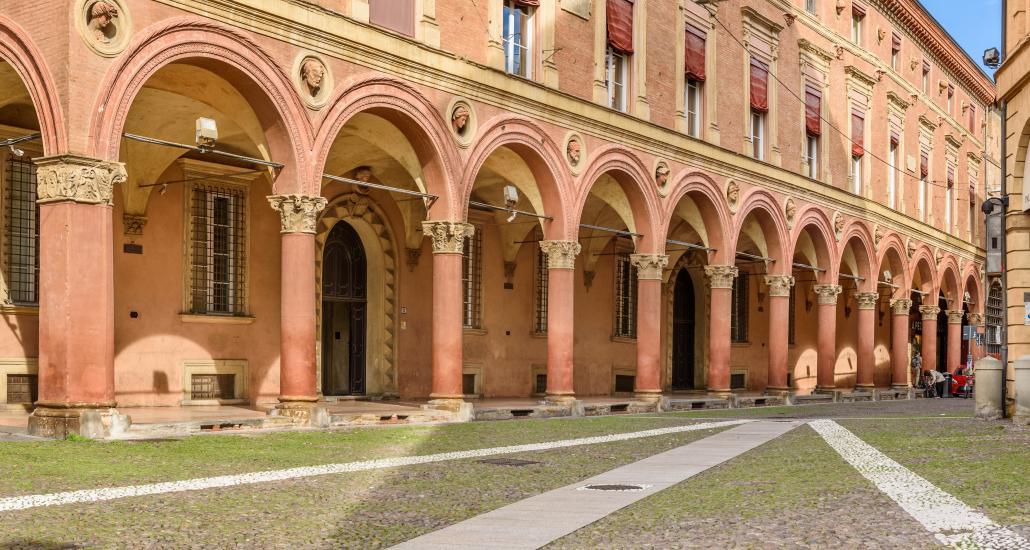 意大利博洛尼亚柱廊被列入联合国世界遗产名录