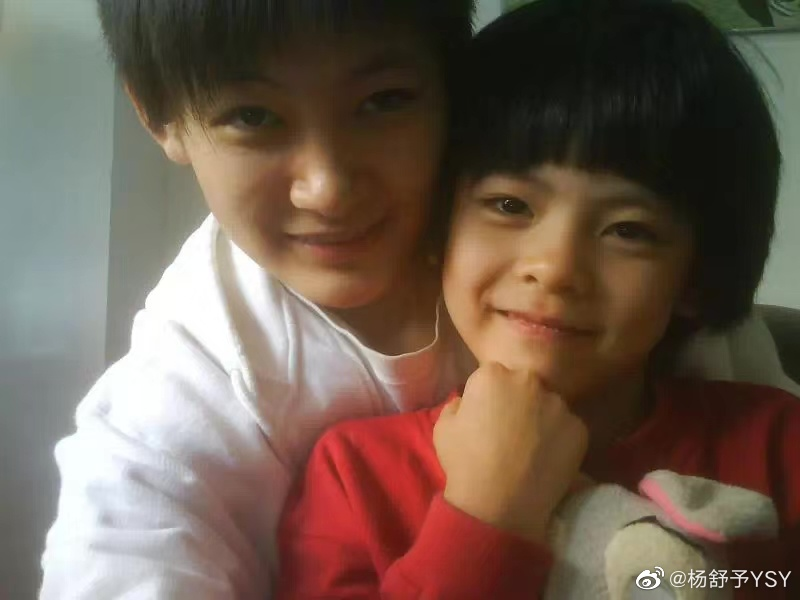 中国篮球最强姐妹--杨舒予和姐姐有颜又能打 顶峰相见