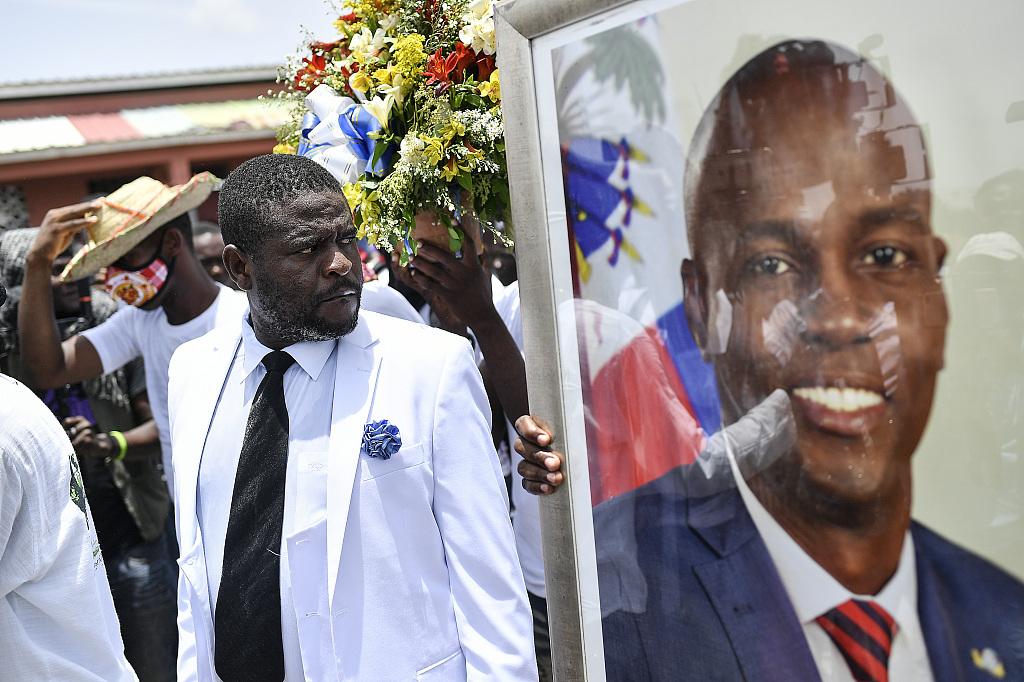 海地警方:最高法院前法官涉嫌刺杀总统 已发出通缉