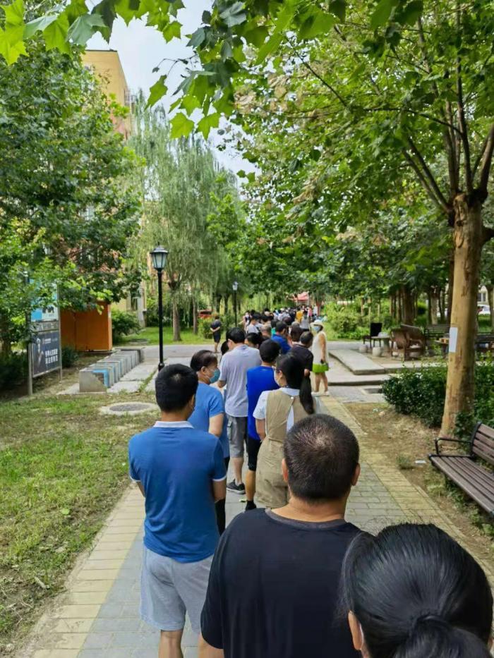 北京7例感染者或与张家界一酒店相关 昌平最先封控小区准备解封