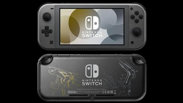 任天堂Switch Lite精灵宝可梦限定款将于11月5日推出