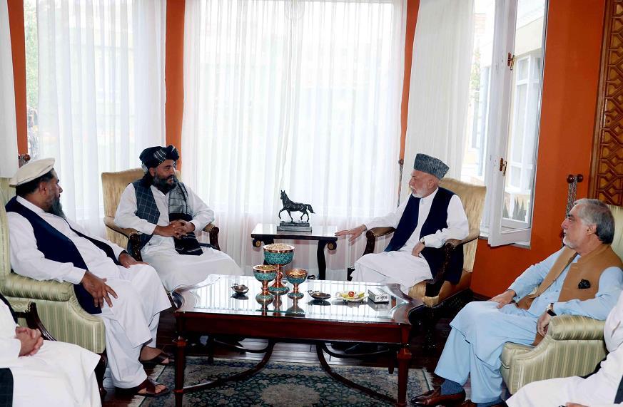 阿富汗喀布尔省代理省长:将尽一切可能保障人民安全