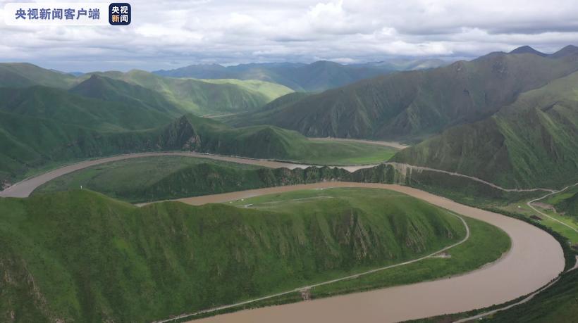 2021年江源科考 长江源湖泊面积明显增加