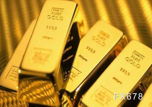 8月25日现货黄金交易策略:200日均线压制,提防转跌风险