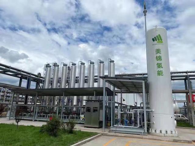 美锦能源半年业绩大增背后:氢能贡献未明美锦集团流动性隐忧未消