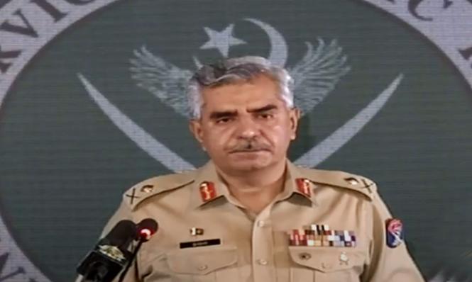 巴基斯坦三军公共关系部:巴阿边境状况正常可控