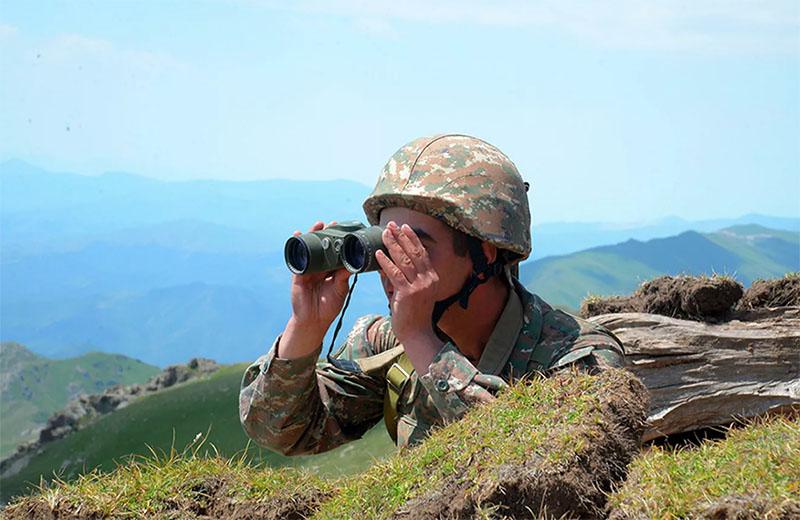 亚美尼亚与阿塞拜疆在边境地区发生小规模武装冲突