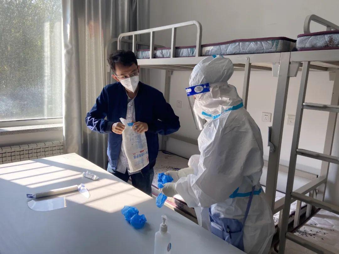 备战开学 | 学校举行2021年秋季学期疫情防控应急演练
