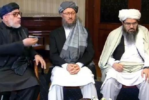 """阿富汗塔利班称未来政权组建磋商""""几乎已经完成"""""""