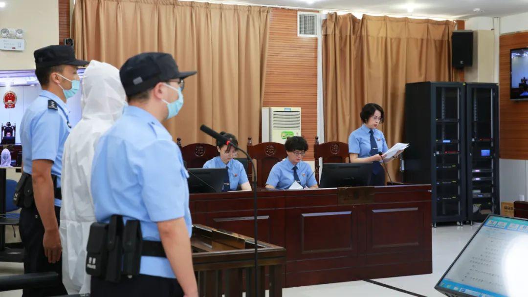 涉受贿、非法持有枪支,宁夏人大常委会原党组成员徐力群受审