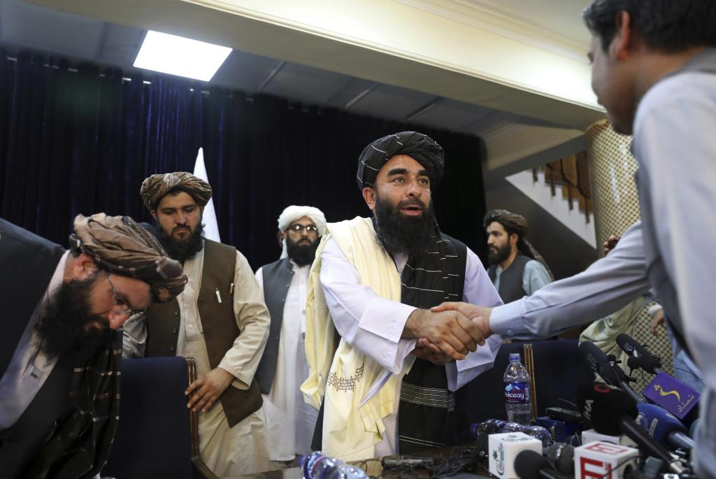阿塔:将在组建阿富汗新政府之后出国访问并设立使馆