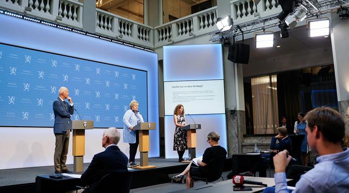 挪威将为12至15岁的青少年接种新冠疫苗