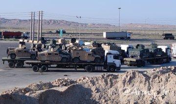 【蜗牛棋牌】外媒:伊朗出现大量美制军备 或从阿塔手中低价购买