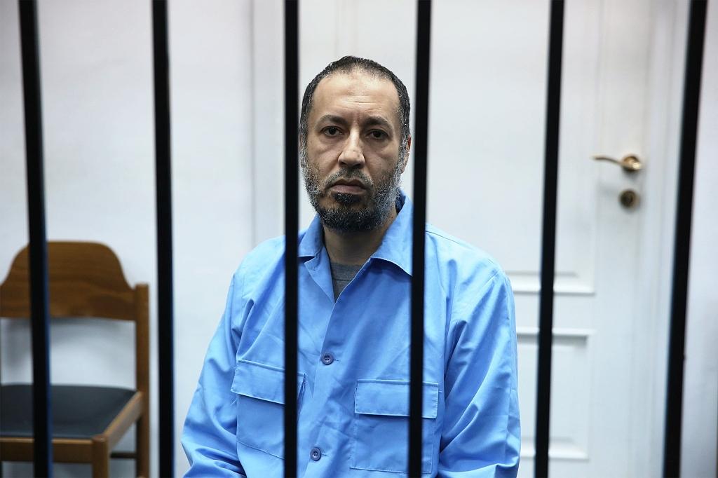 外媒:卡扎菲之子萨阿迪获释 已前往土耳其