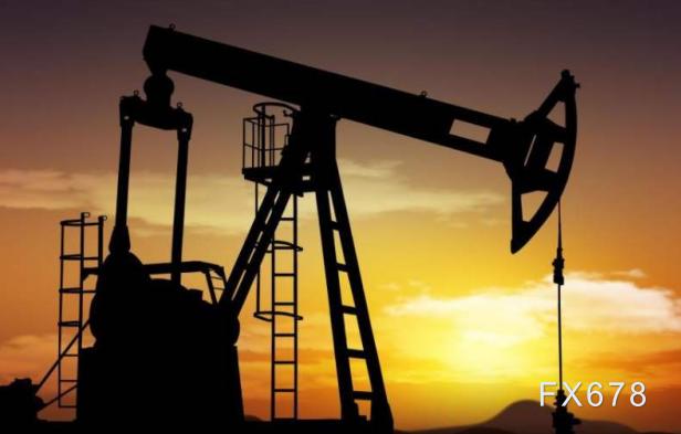 EIA原油库存降幅不及预期,美油短线小幅回落0.2美元