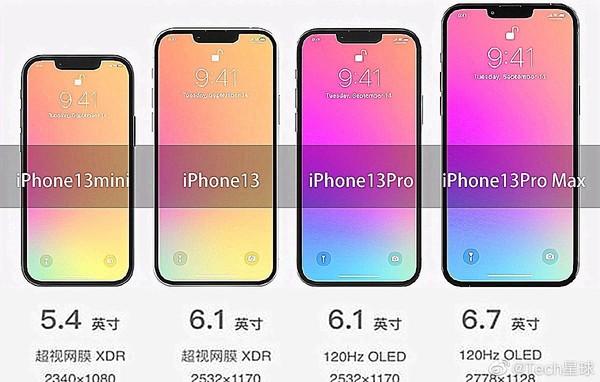 郭明錤:iPhone 13系列128GB起跳 平均售价或上涨