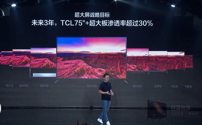 """2022彩电市场""""大""""有可为:65寸有望成第一主销尺寸"""