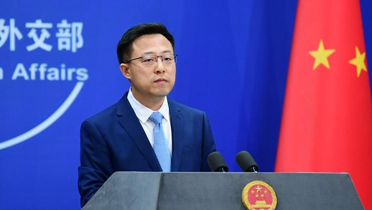 赵立坚回应日本自民党选举频提中国:停止拿中国说事