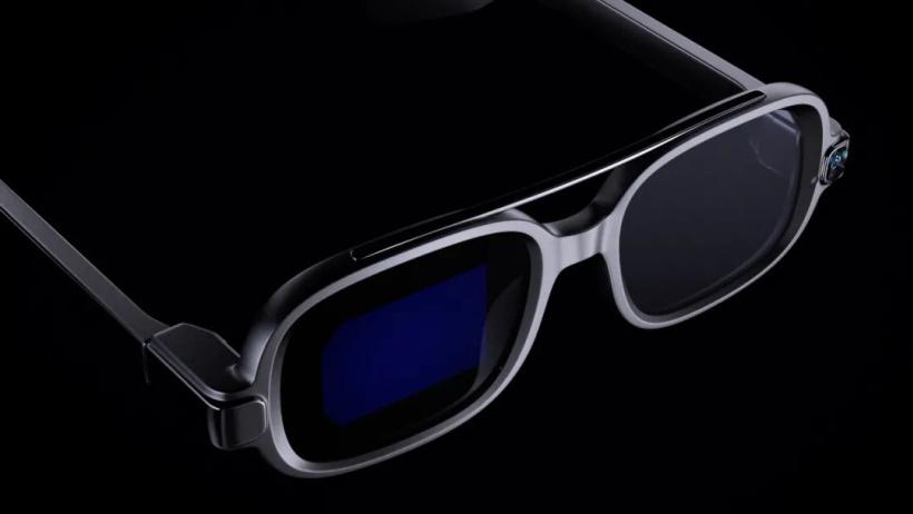 小米推出智能眼镜探索版概念新品:接近传统外观,支持通话等功能
