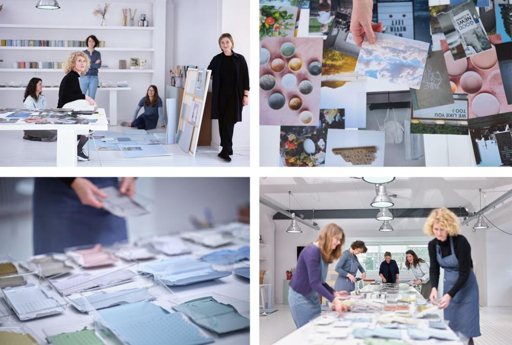 全球色彩趋势研发团队及研发过程