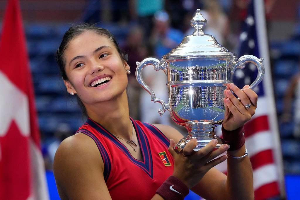 新科美网女单冠军拉杜卡努的成功秘诀:多元运动