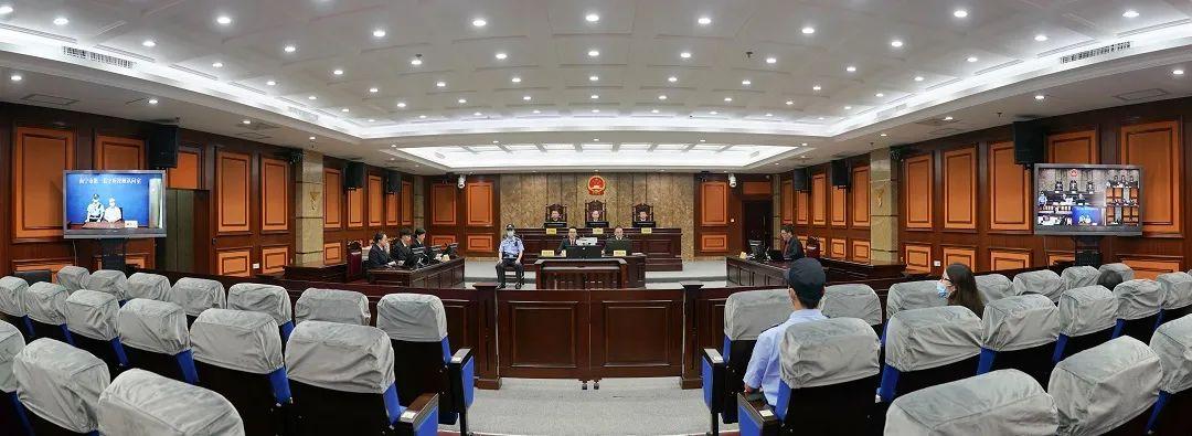 被控敛财7557万元!广西钦州市原副市长徐贵受审