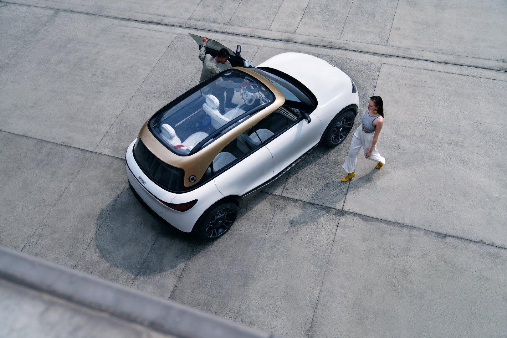 每经热评:从微型车转战紧凑型SUV市场,越来越像MINI的smart能翻红吗?