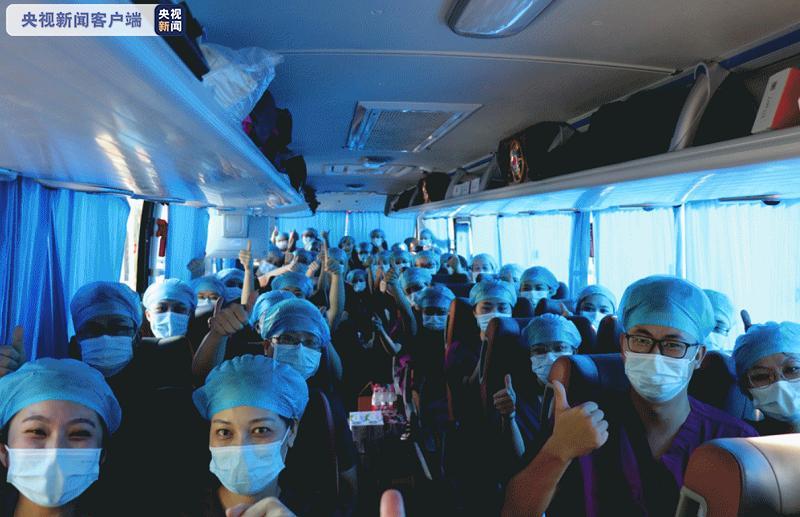 福建漳州紧急抽调1000名核酸采样人员驰援厦门