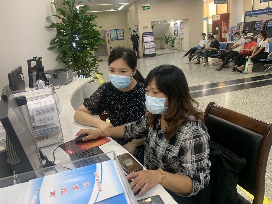 """柳州市创新监督方式""""陪你跑一次"""" 助力优化营商环境"""