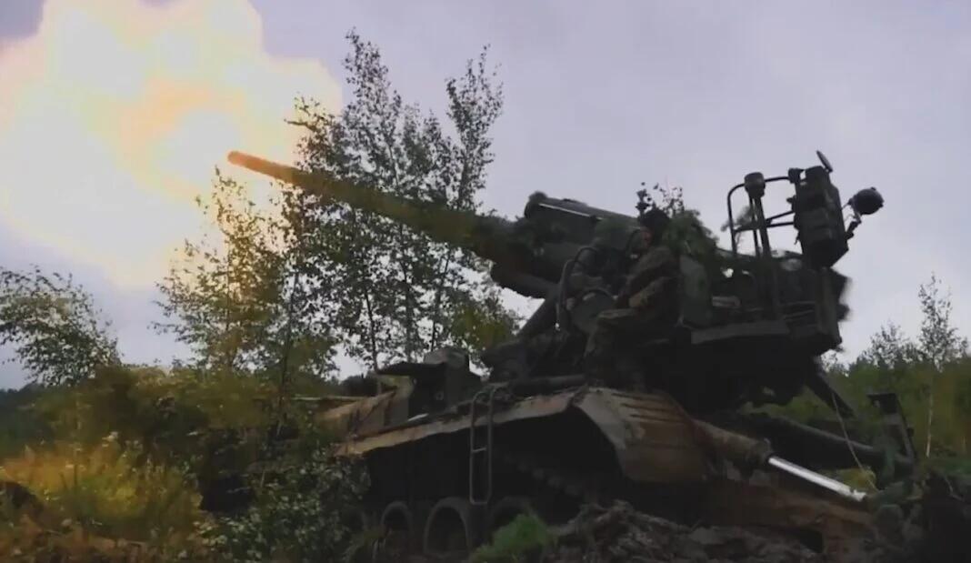 美媒:俄军出动重型火炮对驻波兰美军进行模拟核打击