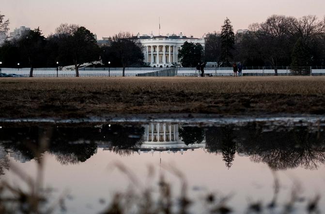 """美国联邦政府要""""关门""""了?白宫警告:还有最后7天!"""