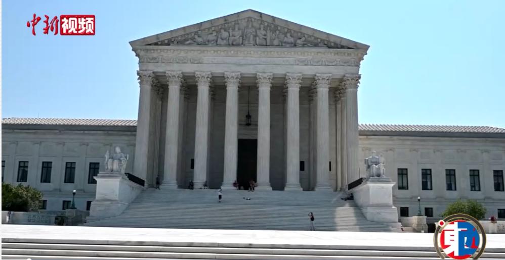 东西问 | 独家!汉学家万百安:美国最高法院门楣为何有孔子像?