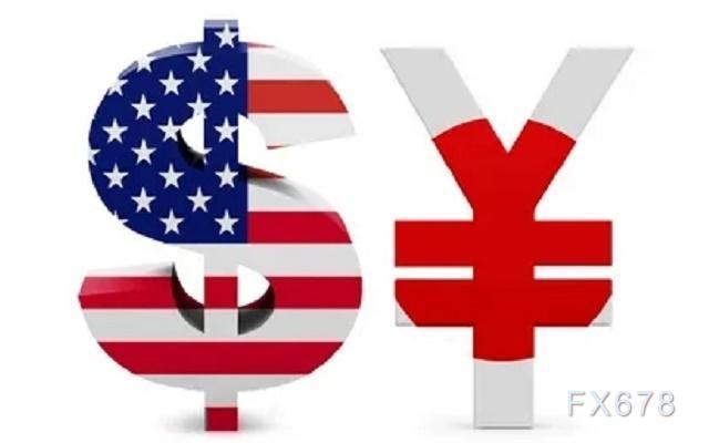 美债收益率屡创新高,美元兑日元有望攻破关键阻力