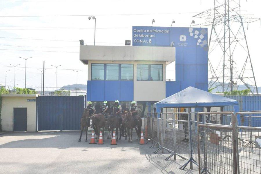厄瓜多尔又一监狱发生骚乱 目击者称监狱内传出枪声