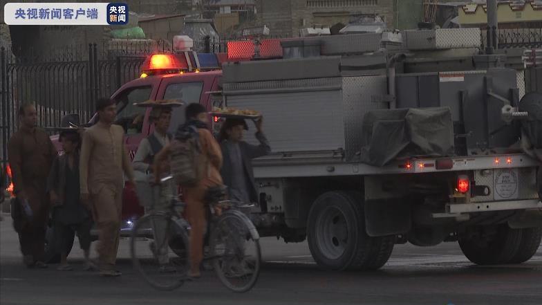 """塔利班突袭极端组织""""伊斯兰国""""成员在喀布尔藏身点"""