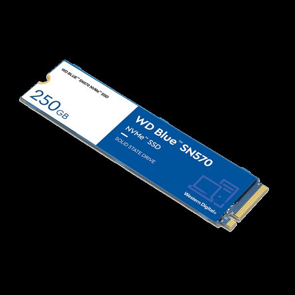 西数SN570蓝盘NVMe SSD发布:速度大增45%