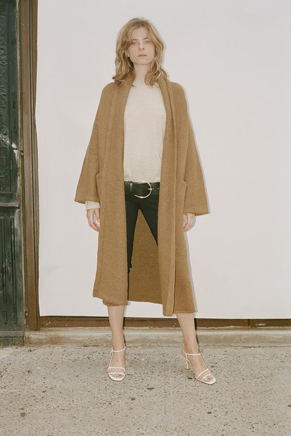 这个秋冬的针织开衫,应该这样穿 衣帽间