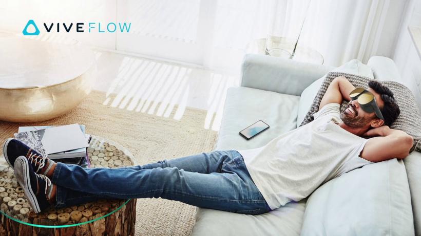 "HTC Vive Flow VR头显泄露,采用""虫眼设计"""