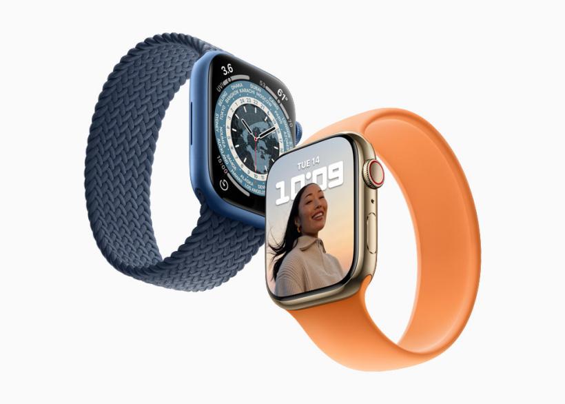 Apple Watch Series 8将有三种表壳尺寸:比Series 7更大的显示屏