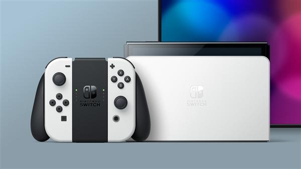 任天堂开窍了!全新Switch被曝光:支持DLSS技术、4K输出