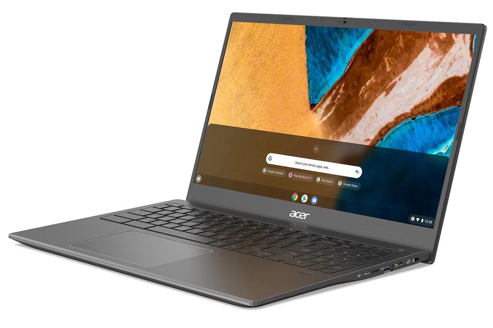 为移动办公而生,宏碁发布Chromebook 515笔记本电脑