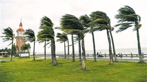 海口防汛防风应急响应降为Ⅳ级