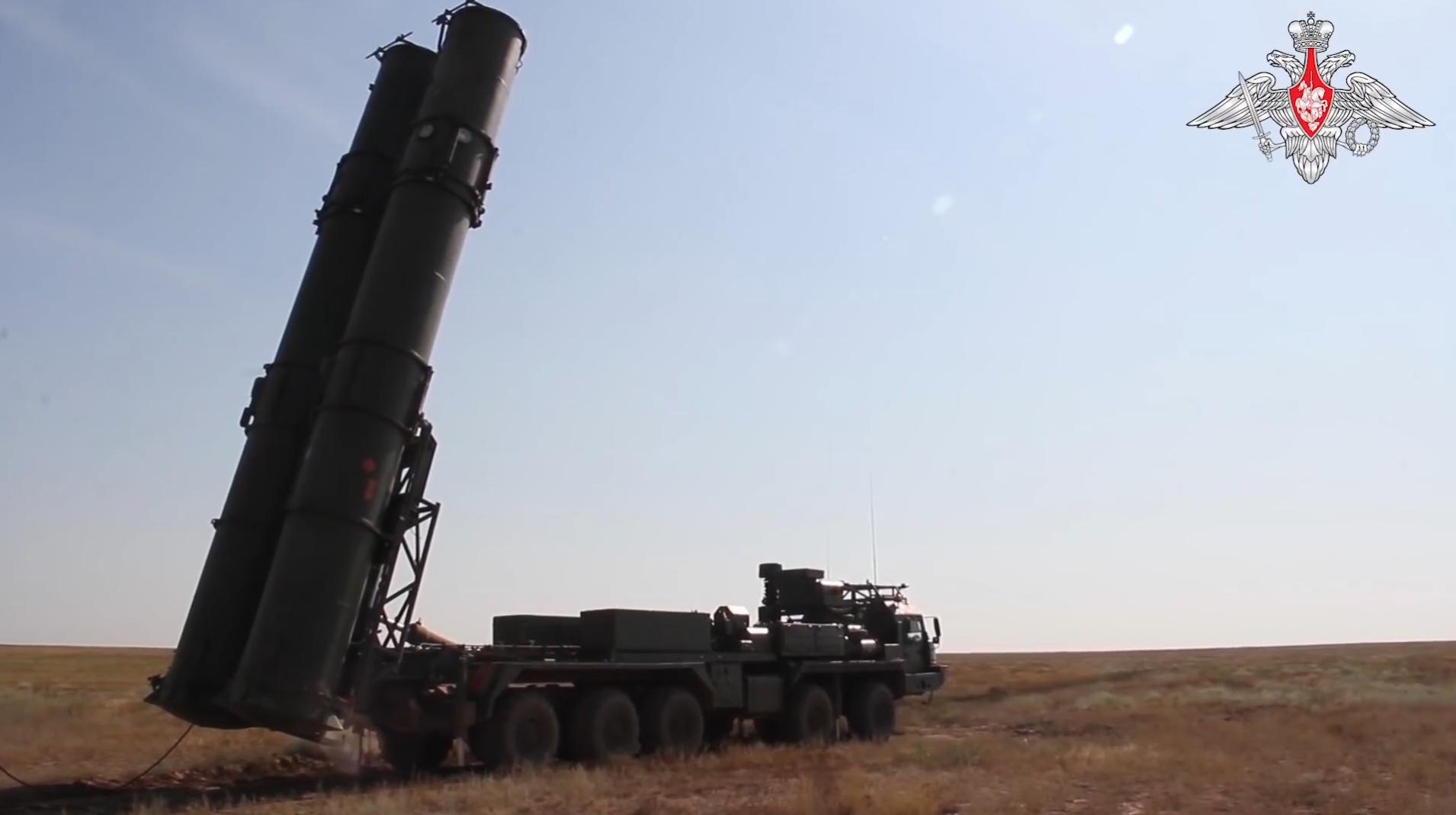 俄媒:首批S-500防空系统已交付俄军 保卫首都莫斯科