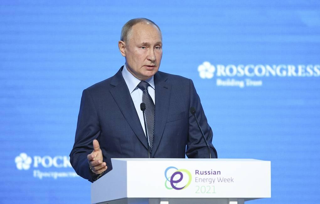 普京:美开始对俄研发高超武器无所谓 现在又称不喜欢