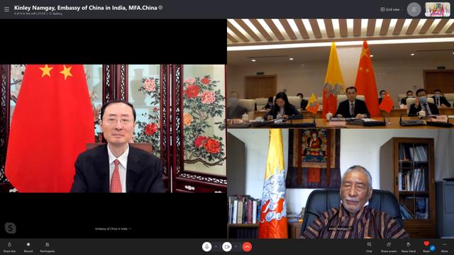 中国不丹签备忘录,印度国内吵翻天