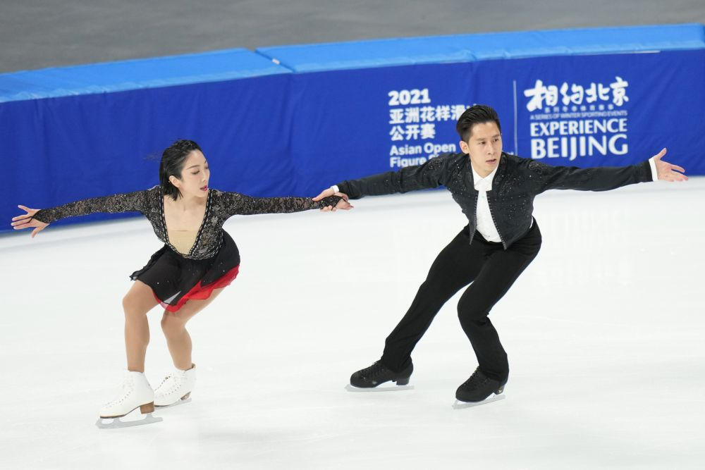 总教练赵宏博:选手稍有紧张,冬奥模拟赛检阅备战