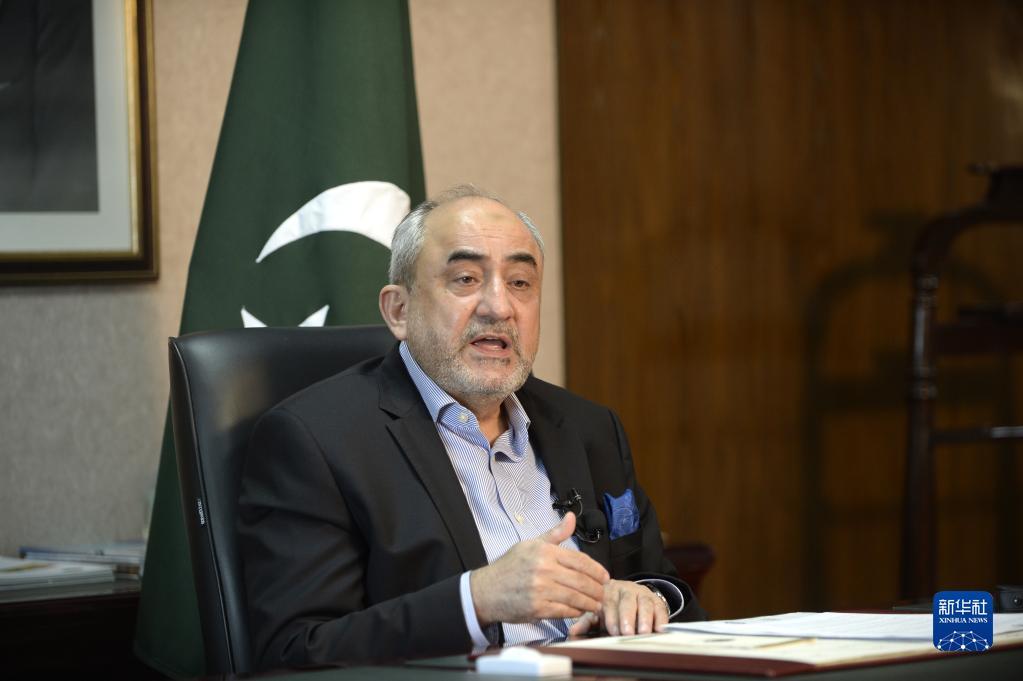 """巴基斯坦总理特别助理:美国印度勾结破坏中巴经济走廊,还想把巴基斯坦拉出""""一带一路"""""""