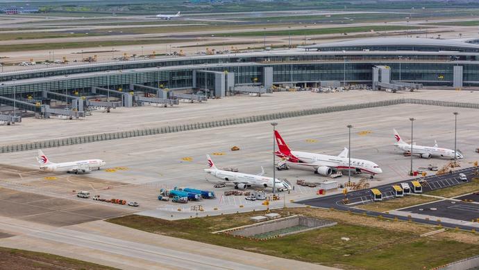 7万余架次,同比增长110%!去年浦东机场出入境货机数量创新高图片