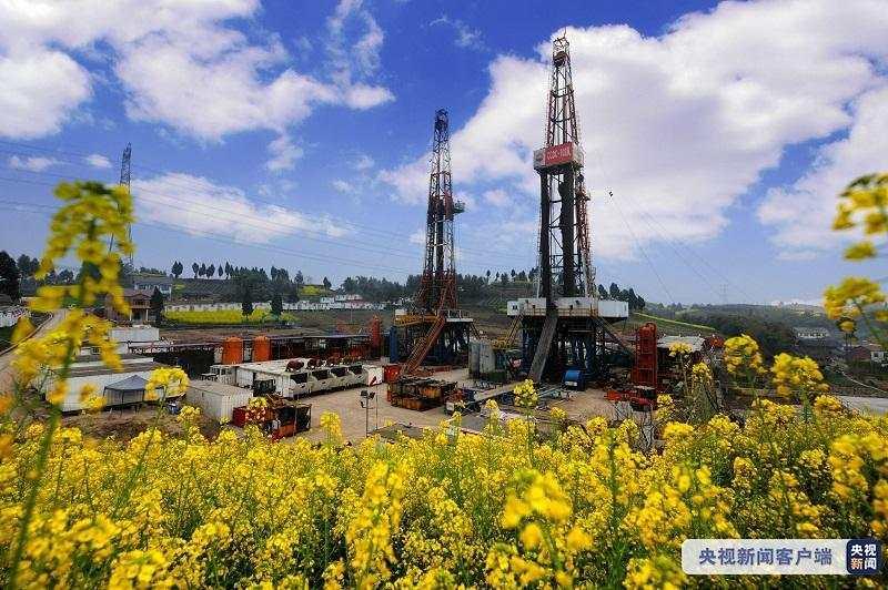 首次突破2亿吨!中国石油油气开发实现历史性突破